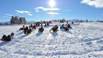 Zimowe atrakcje Zakopanego
